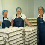 Success for Hampshire Farmers' Markets Cheese Stallholders