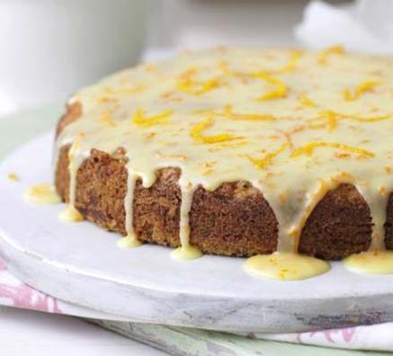 carrot-caugette-cake