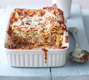 caugette-lasagna