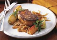 pork-chop-and-apple