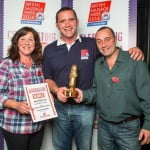HFM producer Ambrose Sausages win Best Sausage in the South East