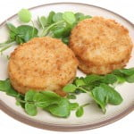 Trout & Watercress  Fish Cakes