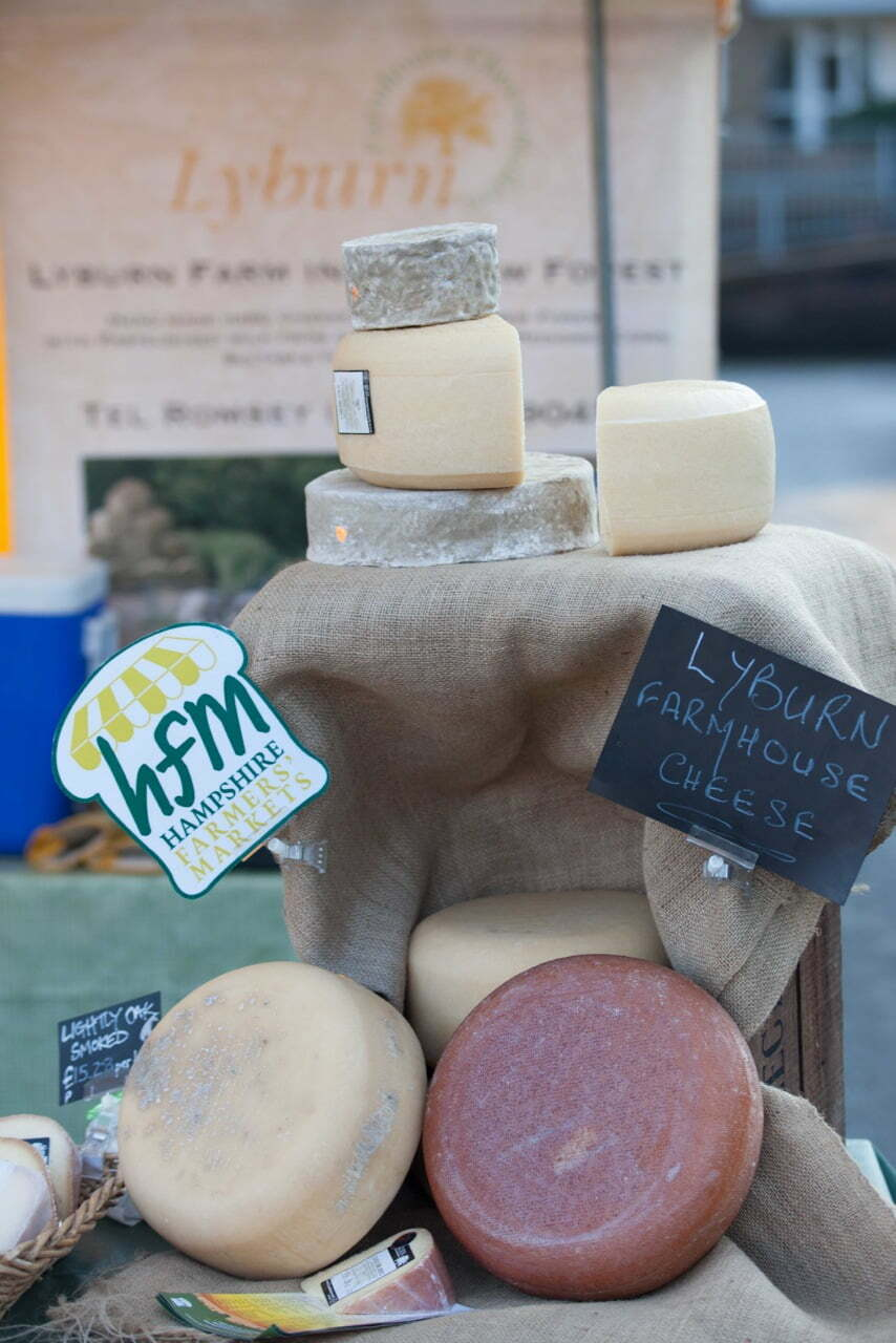 HFM Award Winning Cheeses
