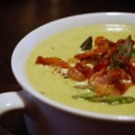 Asparagus & Bacon Soup