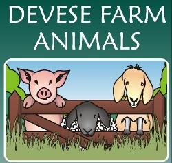 Devese Farm Animals Logo
