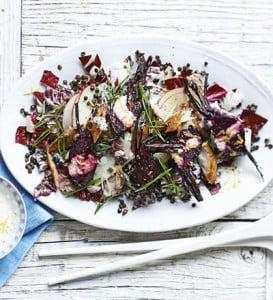 mackerel_beetroot salad