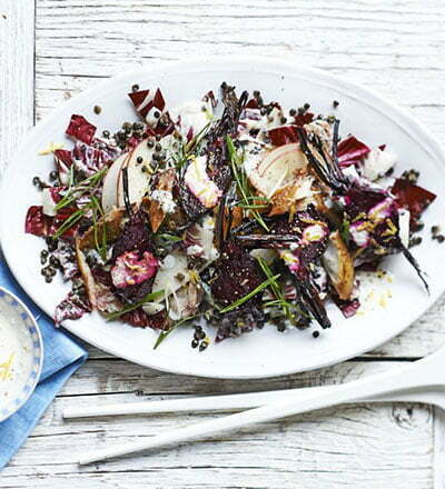 mackerel_beetroot salad