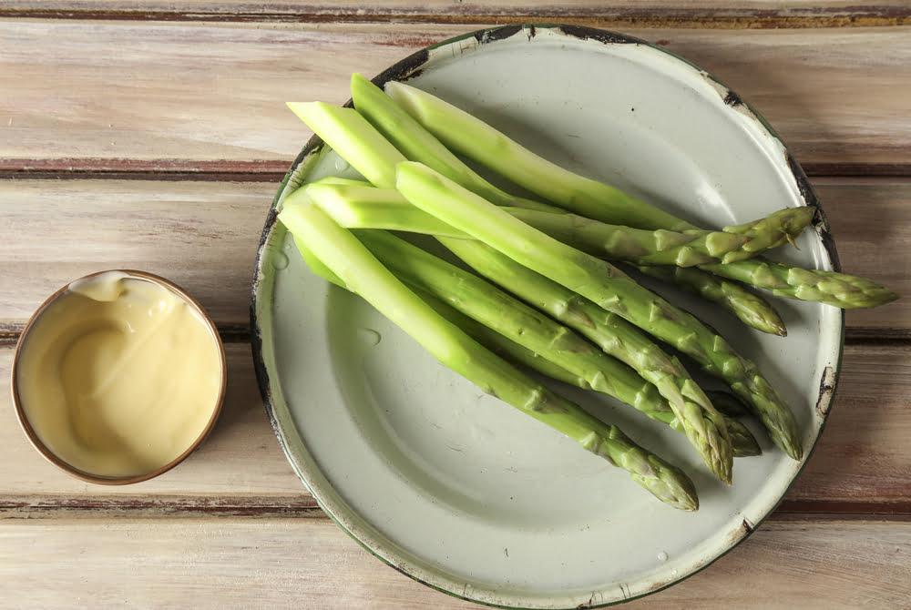 Asparagus & Dip