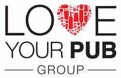 Love Your Pub Group logo