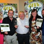 Congratulations to the winners of the 2016 Hampshire Farmers' Markets Producer Awards