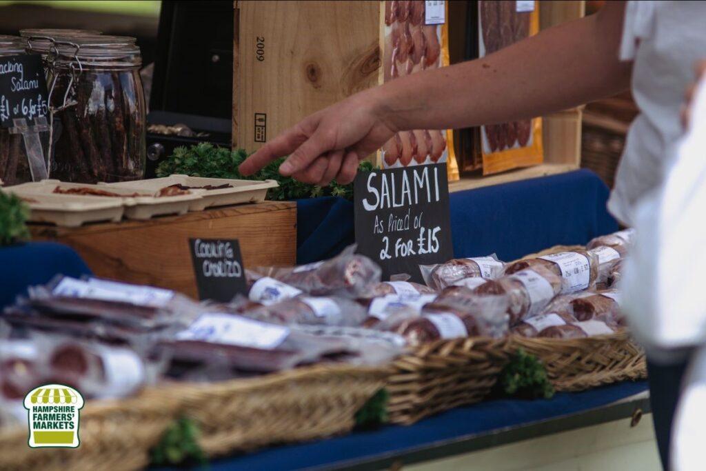 Hampshire produce